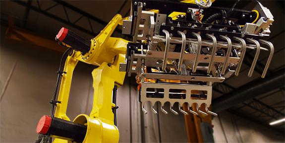 BENEFITS OF ROBOTIC MATERIAL HANDLING