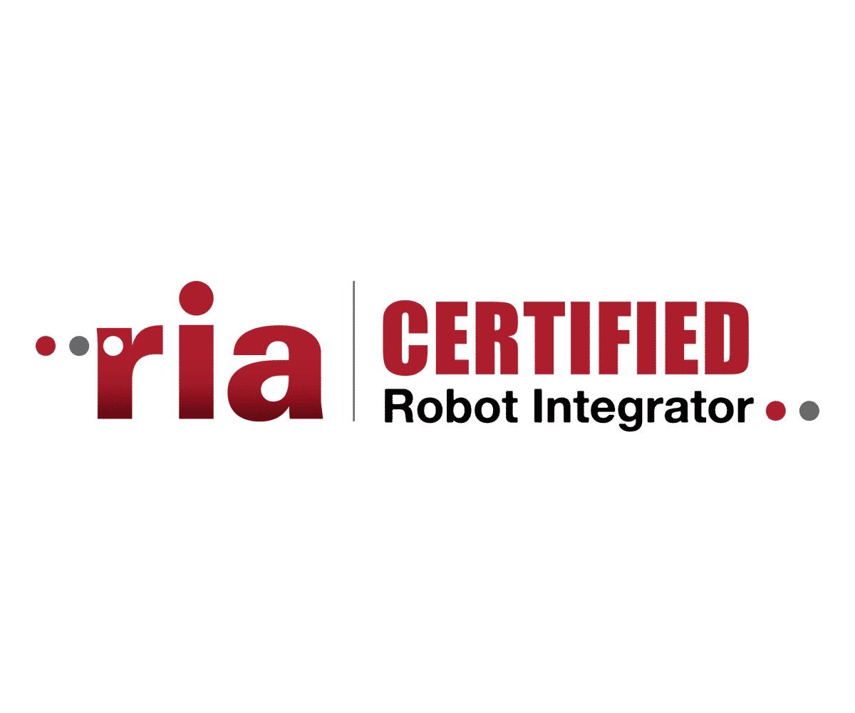 RIA Certified Robot Integrator Logo